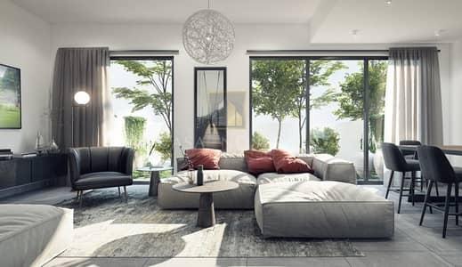 2 Bedroom Villa for Sale in Aljada, Sharjah - High ROI 2BR+Maids room in Sarab Villa