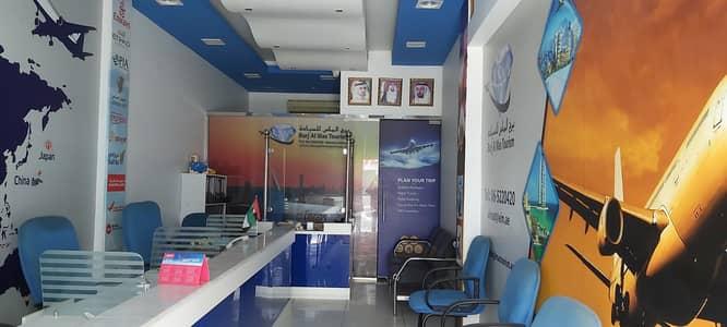 محل تجاري  للايجار في منطقة الرولة، الشارقة - محل تجاري في منطقة الرولة 55000 درهم - 4839959