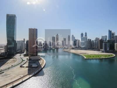 شقة 2 غرفة نوم للايجار في الخليج التجاري، دبي - Excellent Furnished Unit with Relaxing Canal View