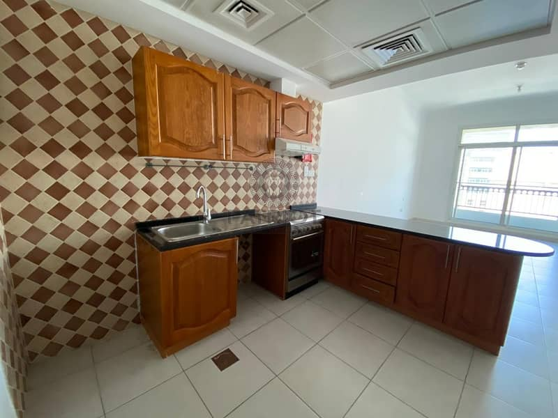 26 Studio with Balcony | Chiller Free | 2 Month Free |No Commission