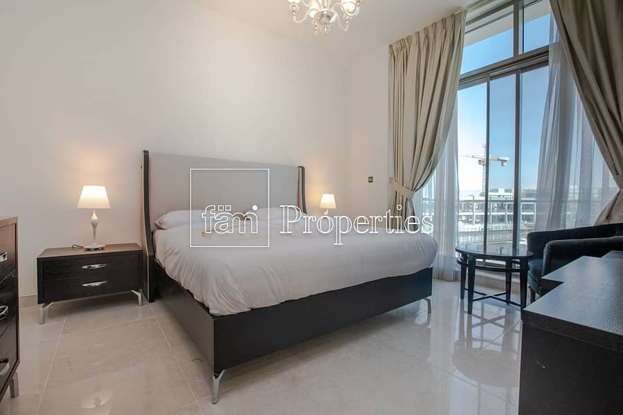 2 Spacious and Fully Furnished Apartment