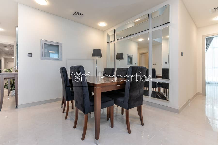 11 Spacious and Fully Furnished Apartment