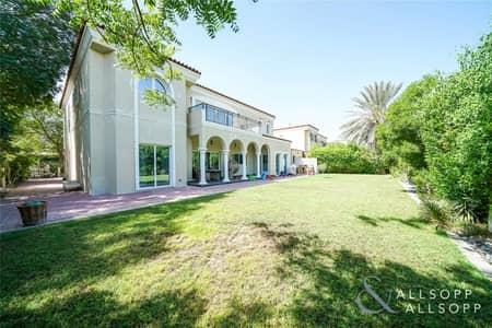 5 Bedroom Villa for Sale in Green Community, Dubai - Corner Unit   Great Location   Upgraded
