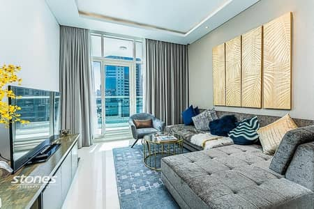 2 Bedroom Apartment for Sale in Business Bay, Dubai - Lavish furnished two bedrooms with canal view