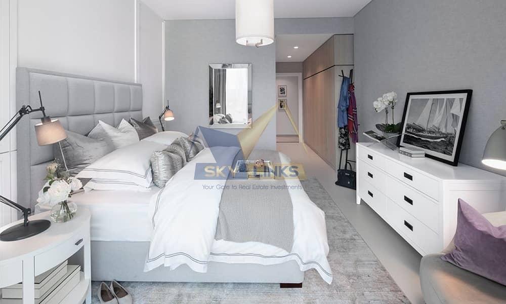 Elegant  2 Bedroom Apt with Large Balcony