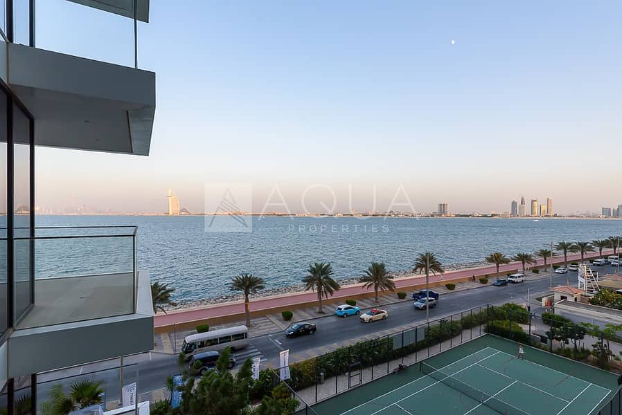10 Brand New | Elegant Unit | Amazing Sea View