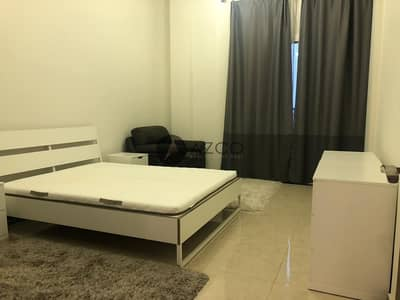 1 Bedroom Flat for Sale in Jumeirah Village Circle (JVC), Dubai - Largest 1br with Maids room for sale | Call Now