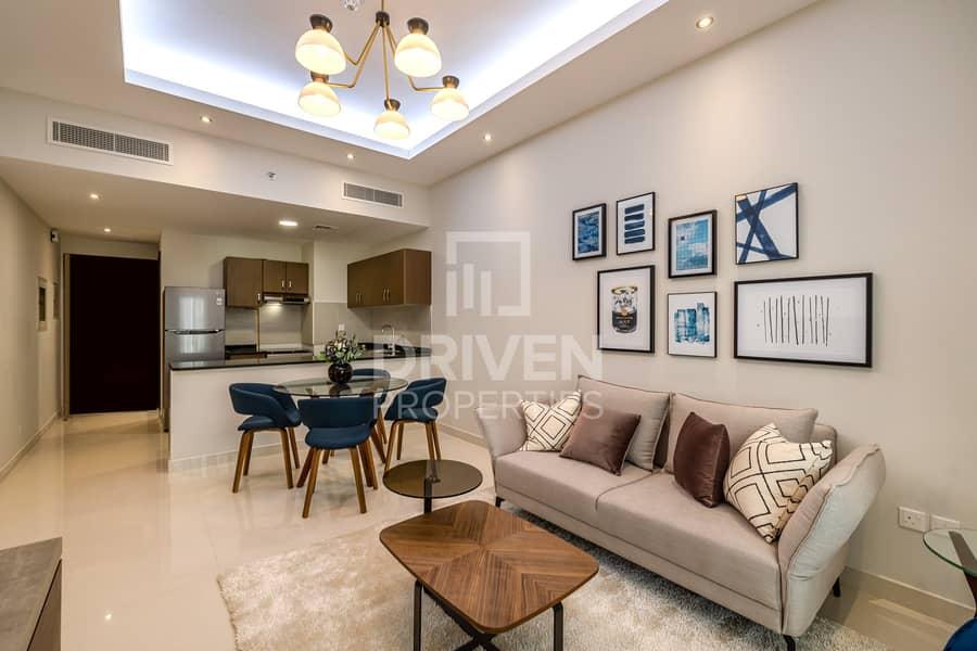 2 Elegant Studio Apartment | Prime Location