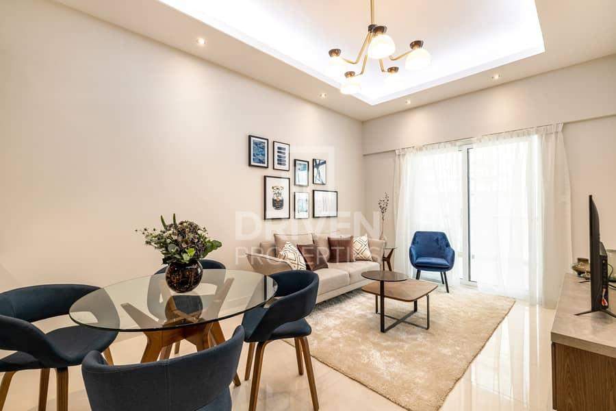 17 Elegant Studio Apartment | Prime Location