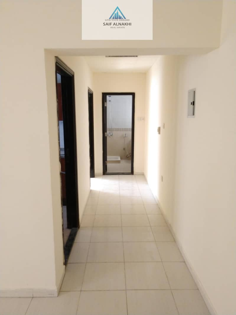 12 Specious 1bhk apartment central a/c 4/6 cheques full family building near bus station