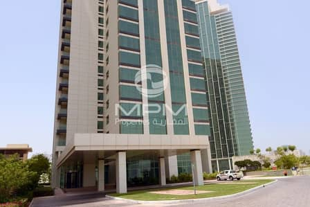 1 Bedroom Apartment for Rent in Al Reem Island, Abu Dhabi - 1 Bedroom Apartment in Burooj Views