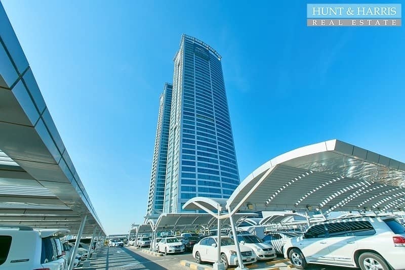16 Strategic Central Location - Julfar Tower - Good View