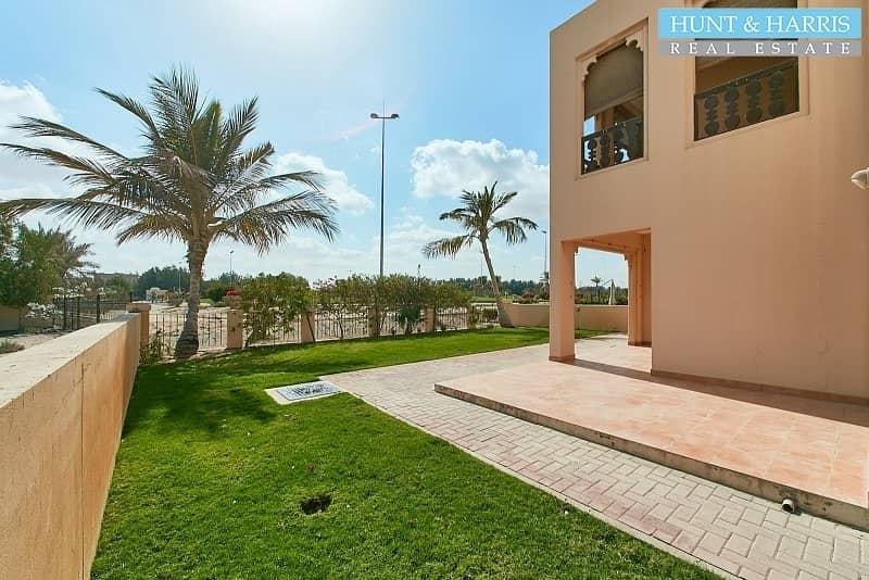 Corner Plot - Duplex villa  - Gorgeous View of Golf Course
