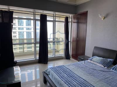 1 Bedroom Apartment for Rent in Jumeirah Lake Towers (JLT), Dubai - Amazing Place in JLT and amazing lake view with balcony
