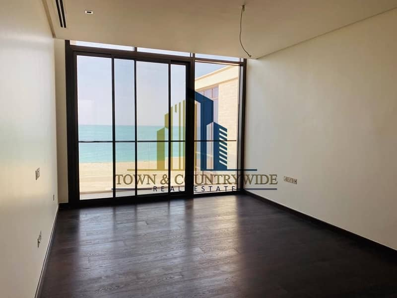 Excellent Sea view 7BR-  Villa with Pool @ HIDD Saadiyat