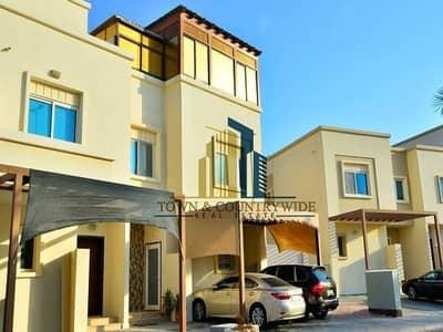4 Bedroom Villa for Sale in Al Reef, Abu Dhabi - Hot Deal! single row villa and near to facilities!