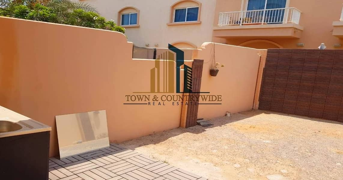 Al reef villas mediterranean village I Double Row I 2BR