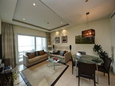 2 Bedroom Flat for Rent in Jumeirah Lake Towers (JLT), Dubai - 4 Chqs