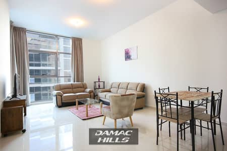 1 Bedroom Flat for Rent in DAMAC Hills (Akoya by DAMAC), Dubai - Furnished Chiller Free and Cozy - Hurry Up