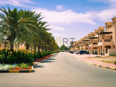 2 Bedroom Townhouse for Sale in Al Hamra Village, Ras Al Khaimah - Golf Chalet | Close to Beach | Access to Pool
