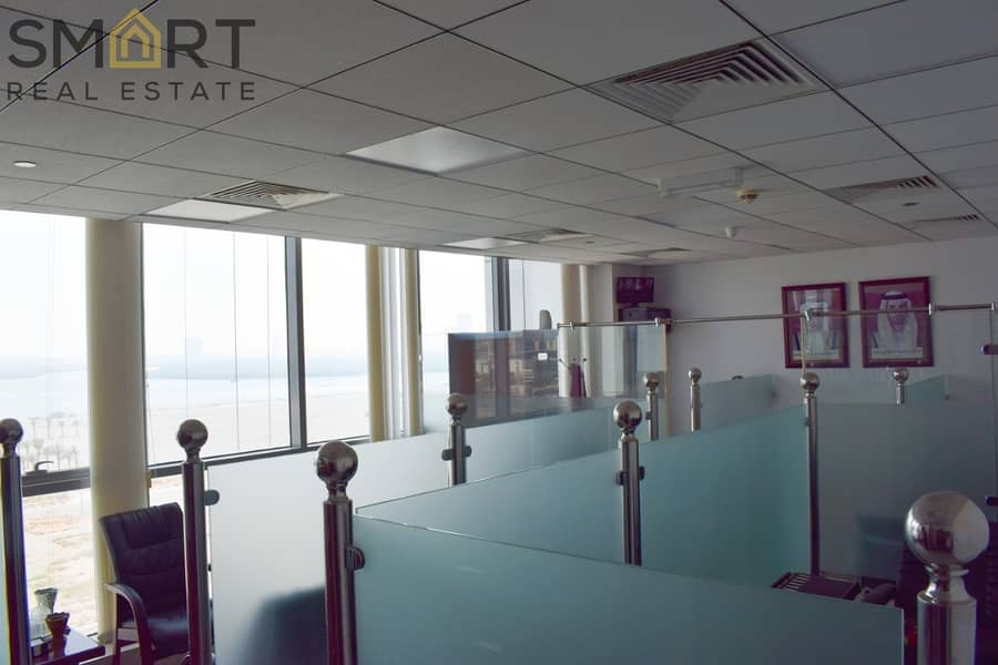 2 Furnished Office | Excellent Location | Amazing views