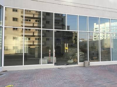 محل تجاري  للايجار في واحة دبي للسيليكون، دبي - Vacant Shop in Dubai Silicon Oasis - Ideal for Showroom!