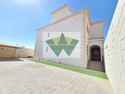 4 Bedroom Villa for Rent in Mohammed Bin Zayed City, Abu Dhabi - Neat and Clean villa with private Yard rent in MBZ City