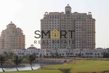 2 Bedroom Apartment for Sale in Al Hamra Village, Ras Al Khaimah - Golf course & Lagoon view | After Renovation | Investor deal