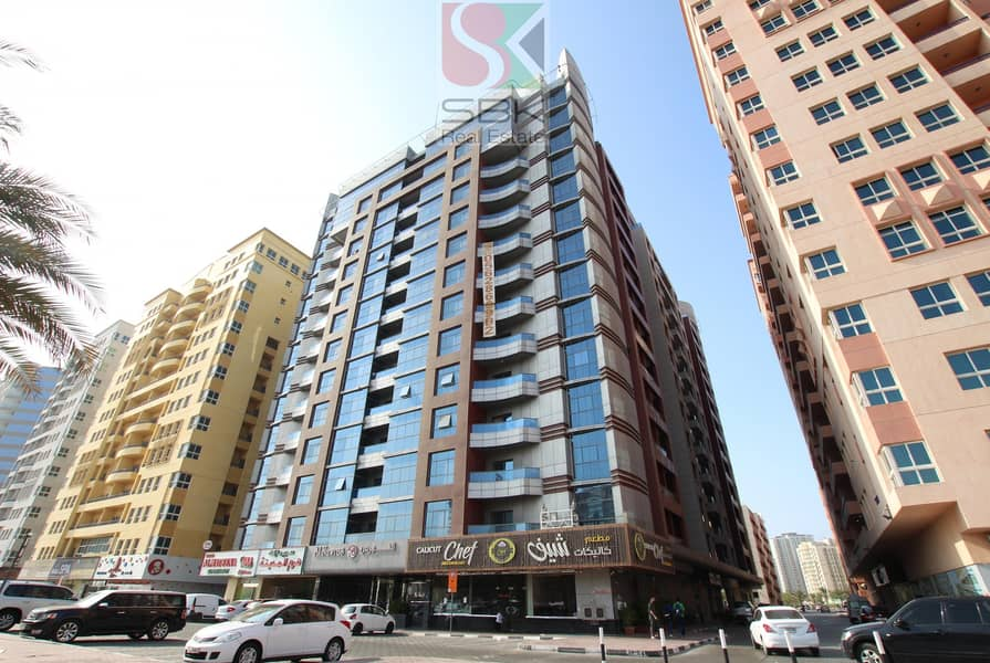 2 Furnished | No Commission | Chiller Free | 1BHK | Al Nahda 1