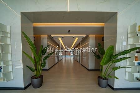 Office for Rent in Dubai Hills Estate, Dubai - Easy Access to Al Khail Rd | Half Floor Unit