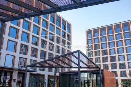 Office for Rent in Dubai Hills Estate, Dubai - Half Floor | Shell and Core | Brand New