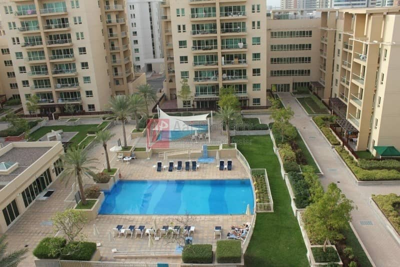 WOW Deal 2 BR Study Full POOL View Prime Location !!