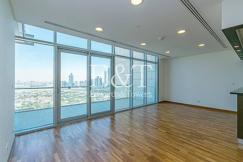 2 Duplex | Zabeel View | Mid floor | Vacant