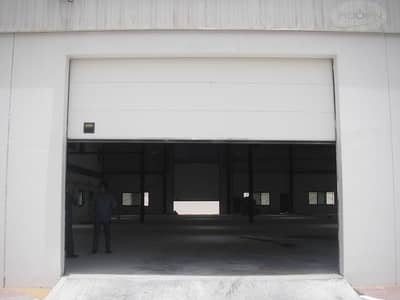 Warehouse for Sale in Dubai Investment Park (DIP), Dubai - commercial warehouse with office 30071 sq ft  for sale in dip