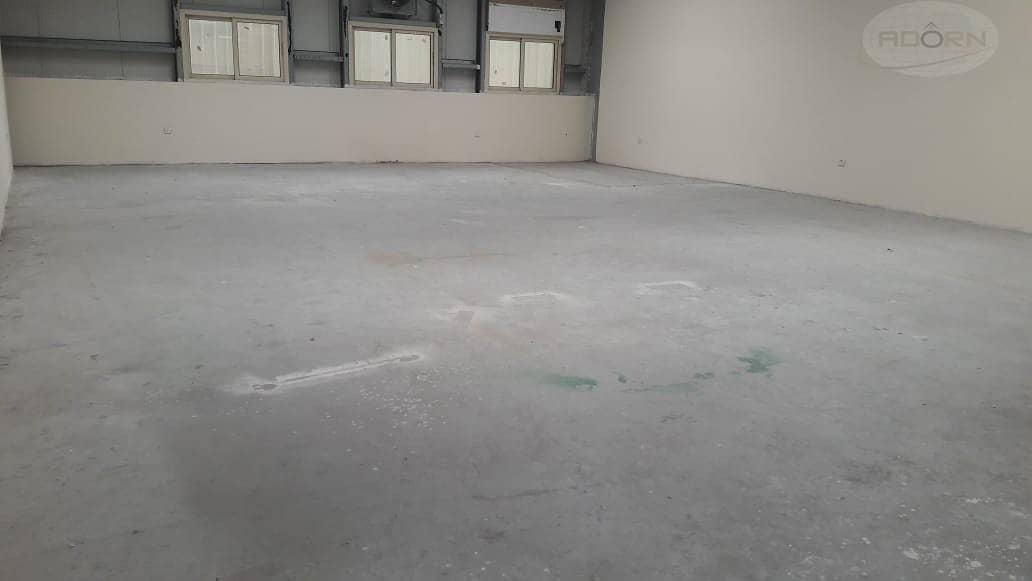 Al qusais Commercial warehouse 4609 sq ft for rent