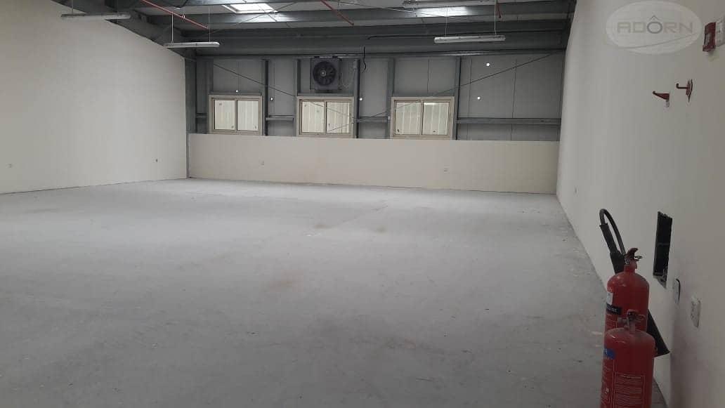 2 Al qusais Commercial warehouse 4609 sq ft for rent