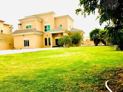4 Bedroom Villa for Rent in Al Barsha, Dubai - Spacious 4 bedroom plus maid independent villa with pvt pool in Al Barsha 2