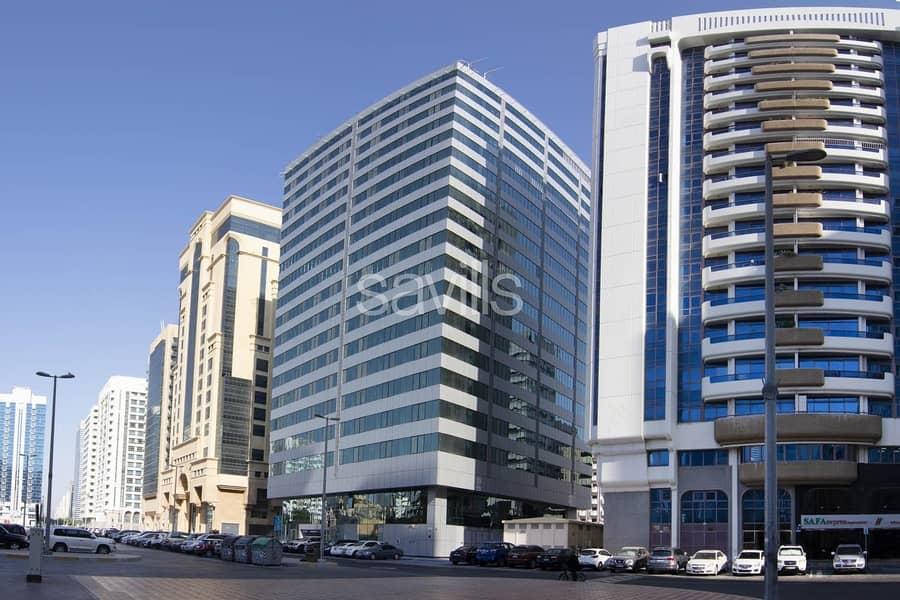 18 Spacious new 1 bedroom Apartment|Khalidiya