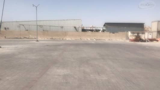Industrial Land for Rent in Al Quoz, Dubai - 20000 sq ft and 30000 sq ft open yard for rent AED 10  per sq ft