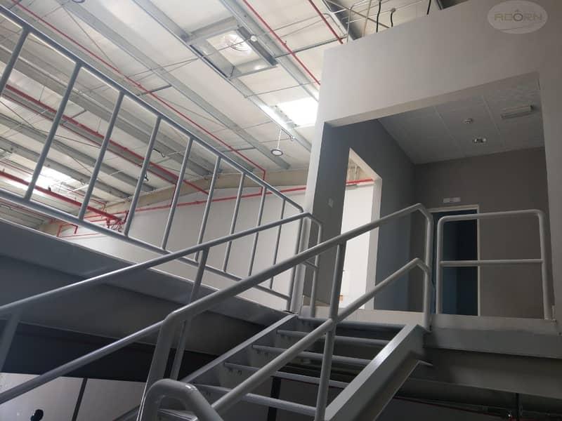 8 45000 square feet freehold warehouse for sale in Ras Al khor
