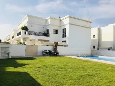 4 Bedroom Villa for Rent in Jumeirah, Dubai - nice 4 bedroom compound villa with shared pool/ Jumeirah