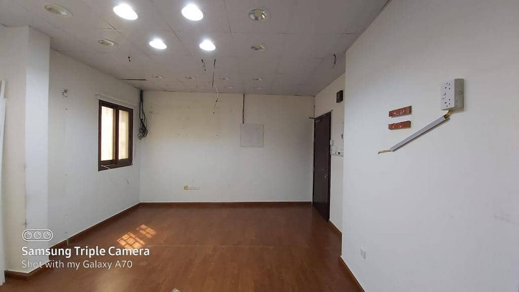 Commercial Studio/Offices in Sabkha Bus Station