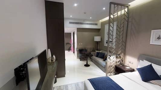 استوديو  للايجار في الخليج التجاري، دبي - 12 Cheques | High Quality Studio Apt | Canal View