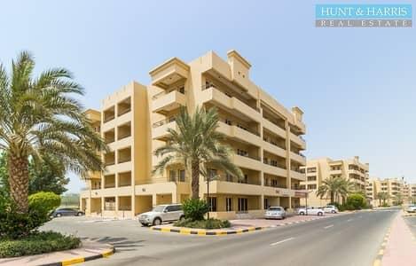 فلیٹ 1 غرفة نوم للبيع في قرية الحمراء، رأس الخيمة - Investment Property at an affordable price - Golf Apartments