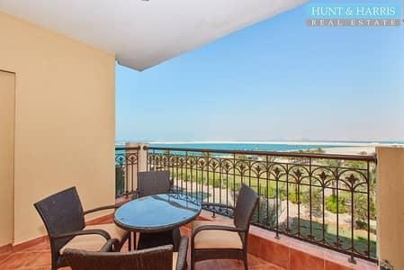 فلیٹ 1 غرفة نوم للبيع في جزيرة المرجان، رأس الخيمة - Living in Luxury - Al Marjan Island Resort and Spa