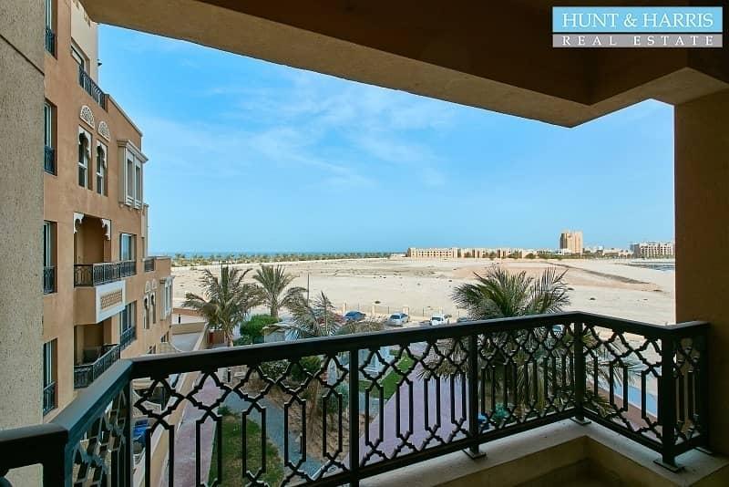 Furnished Studio - Bab Al Bahr - Al Marjan Island