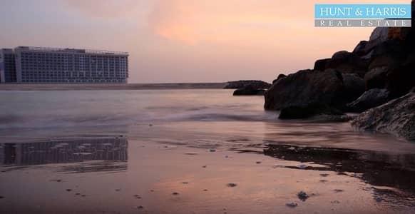 Plot for Sale in Al Marjan Island, Ras Al Khaimah - Residential Land - G plus 4 - Al Marjan Island