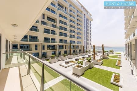 شقة 2 غرفة نوم للبيع في جزيرة المرجان، رأس الخيمة - Amazing Two Bedroom Apartment - Courtyard Sea View - Attractive Price