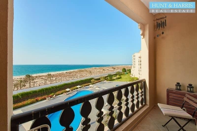 High Floor - Full Sea View - Investor deal