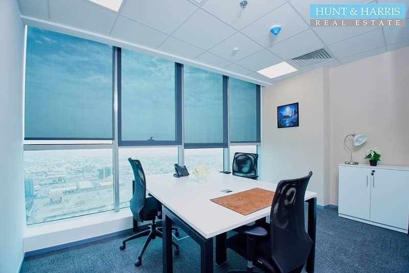 Fitted and ready offices to start business immediately